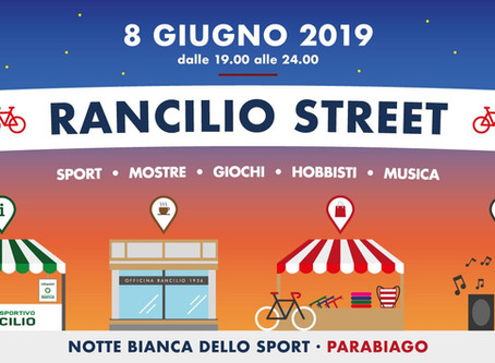 "OR Events - ""Rancilio Street"""