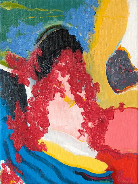 Florian Merkel |Andromeda | 2013 | Öl auf Leinwand | 40 x 30 cm
