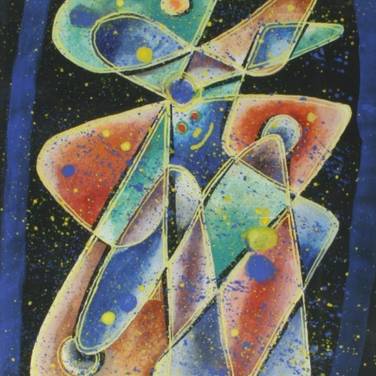 Georg Paul I Komposition 28 I  1969 I 32 x 24 cm I 1100 Euro