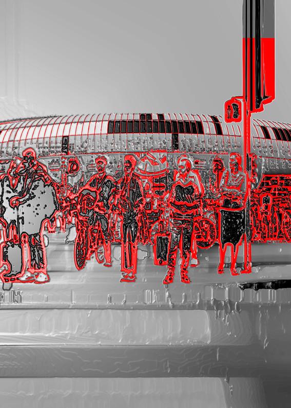 Anna Kasten | HbHf Strassbourg | 2020 I Inkjet Karton | 29,7 x 21 cm | 80 Euro