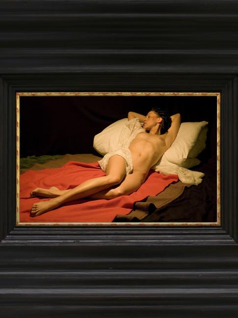 Anna Herrgott | Feat. Rubens - Stefanie as Angelika m.R. | 2008 | Fotografie | 32 cm x 38 cm Auflage 8