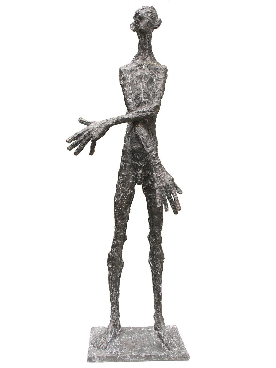 Roland Zigan | Der Irrtum | 2007 | Bronze