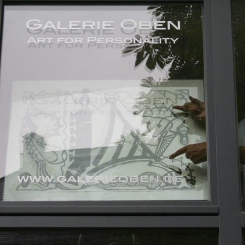 Wolfgang Opitz | Metamorphose 3 | 2018 | Acryl auf Papier | 60 x 80 cm | 1800 Euro