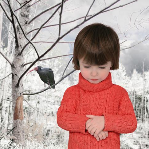 Oxana Jad | The winter dream II | 2009 | Fotografie, Lampda Fotografie, kaschiert auf Alu-Diapond Platte | Limited Edition 5 + 2 | 70 x 40 cm | 880 Euro