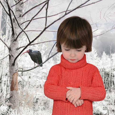 Oxana Jad   The winter dream II   2009   Fotografie, Lampda Fotografie, kaschiert auf Alu-Diapond Platte   Limited Edition 5 + 2   70 x 40 cm   880 Euro