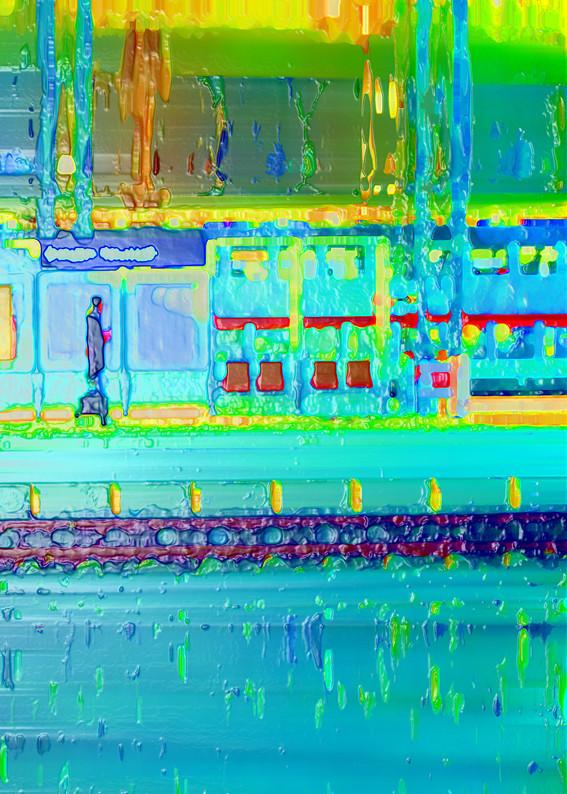 Anna Kasten | BHF Neustadt | 2020 | Inkjet Karton | 70 x 50 cm | 600 Euro exkl. Rahmen (Vormerkung)