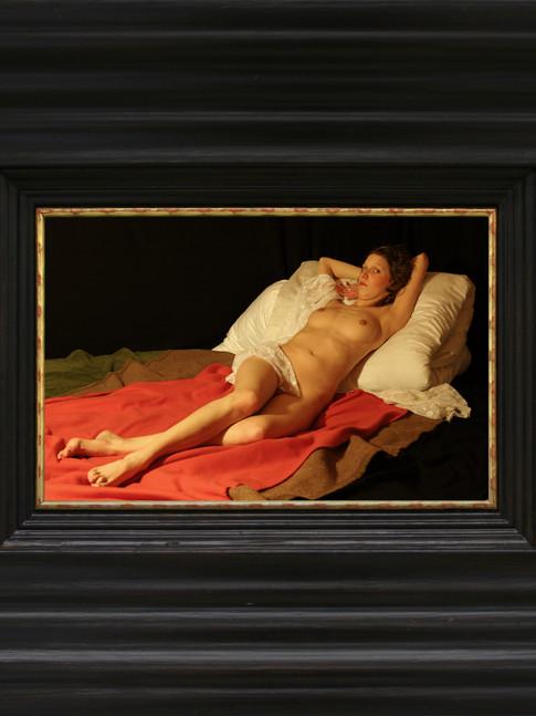 Anna Herrgott | Feat. Rubens - Juli as Angelika m.R. | 2008 | Fotografie | 32 cm x 38 cm Auflage 8