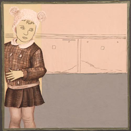 Andrea Imwiehe | Anamnesis | Acryl auf Holz | 30 x 30 cm | 1200 Euro