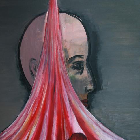 Hubertus Giebe | o.T. | 2003 | Ölfarbe auf Leinwand | 90 x 60 cm | 5300 Euro