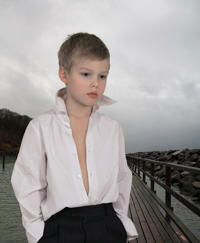 Oxana Jad | The Storm | 2008 | Fotografie, Lampda Fotografie, kaschiert auf Alu-Diapond PlatteLimited Edition 5 + 2 | 70 x 40 cm | 880 Euro