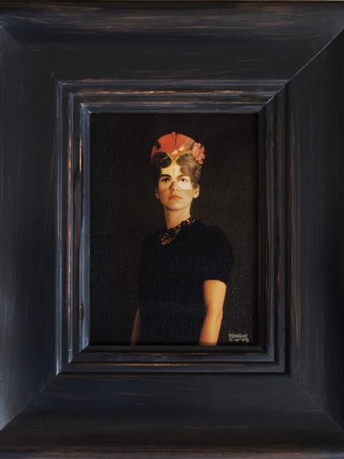 Anna Herrgott | FIVE WOMEN - Miss in Red m.R. | 2008 | Fotografie | 33 cm x 28 cm | Auflage 5