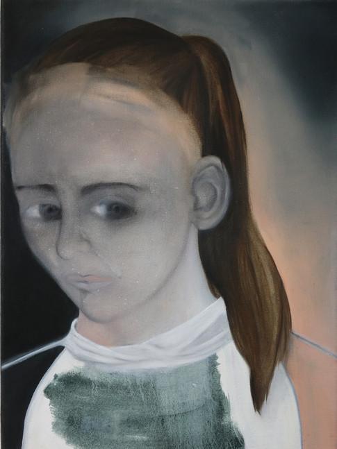 Rothenbücher, Marie-Christin | Paula | 2015 | Öl auf Leinwand | 37 x 50 cm | 780Euro
