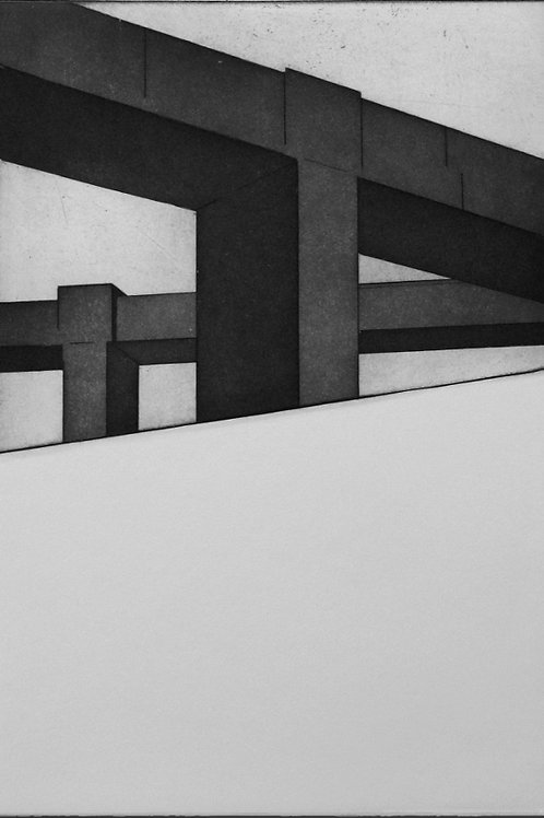 ohne Titel (Geometrische Form 1)