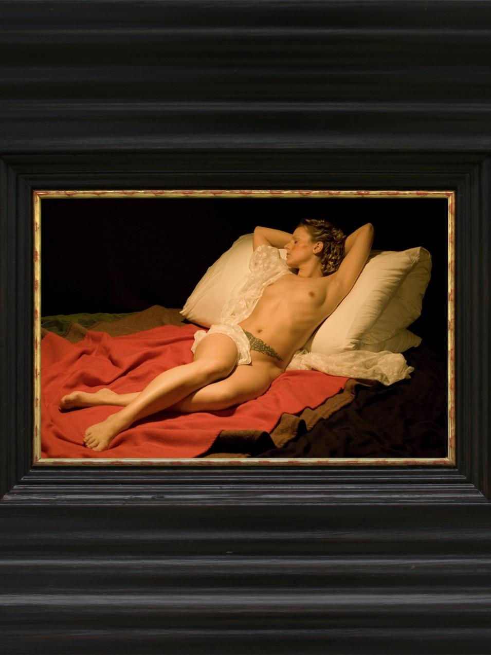 Anna Herrgott | Feat. Rubens - Sylvi as Angelika m.R. | 2008 | Fotografie | 32 cm x 38 cm Auflage 8