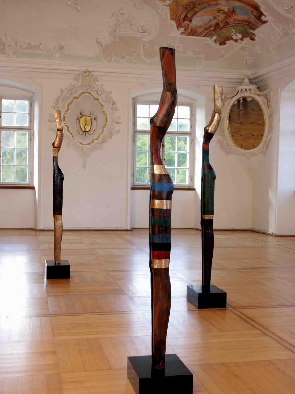 Dao Droste | homo et natura Grazie Skulptur