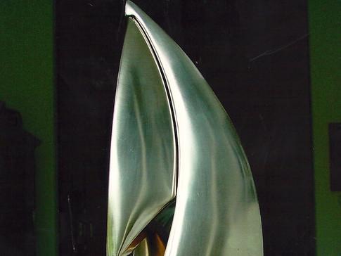Dreier Combinabile | 2010 | Neusilber | 4/6 | 51 x 14,8 x 20 cm | 16000 Euro