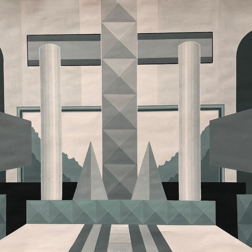 Harald Gallasch | o.T. | o.J. | Mischtechnik | 50 x 70 cm | 1200 Euro