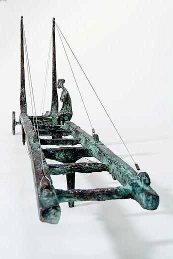 Michael Jastram | Brückenwagen | 2004 |