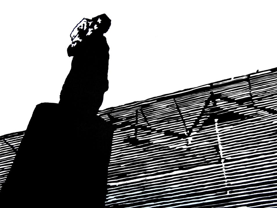Erik Seidel | Vor seinen Augen I |2007