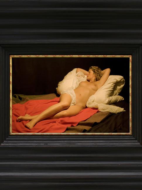Anna Herrgott | Feat. Rubens - Maria as Angelika m.R. | 2008 | Fotografie | 32 cm x 38 cm Auflage 8