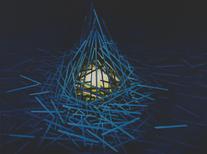 Thomas Geyer | O.T. | 2015 | Eitempera auf Leinwand | 65 x 100 cm | 2000 Euro