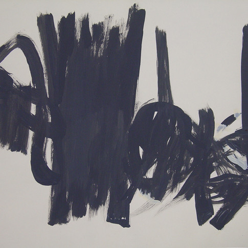 Wolfgang Opitz | o.T. |2019 | Malerei auf Papier | 35 x 46 cm | 250 Euro