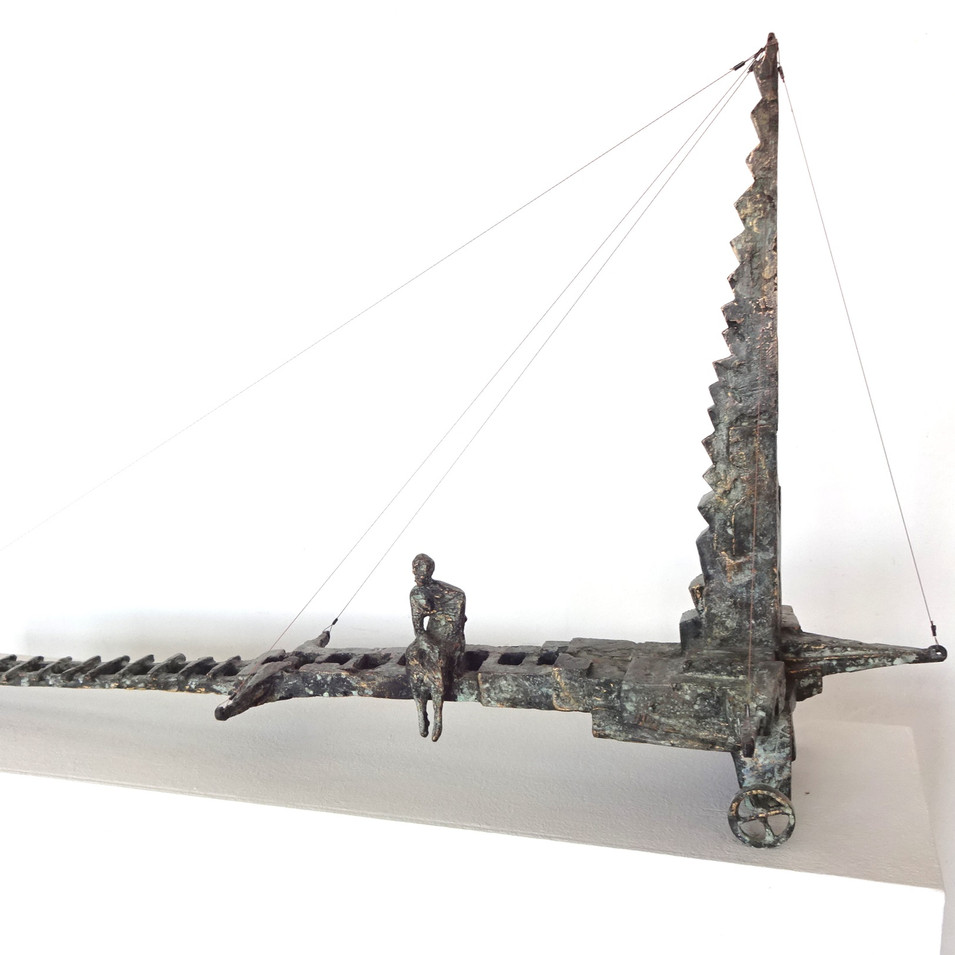 Michael Jastram | Towerbridge | 2014 | Bronze | 2/6 | 9600 Euro