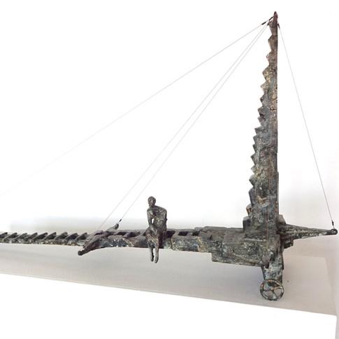 Michael Jastram | Towerbridge | 2014 | Bronze | 2/6 | 9600 Euro