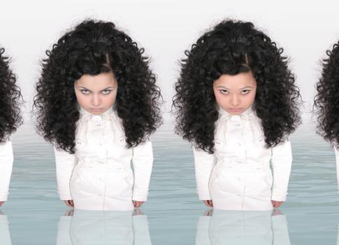 Oxana Jad   Taiwan Girl   Fotocollage