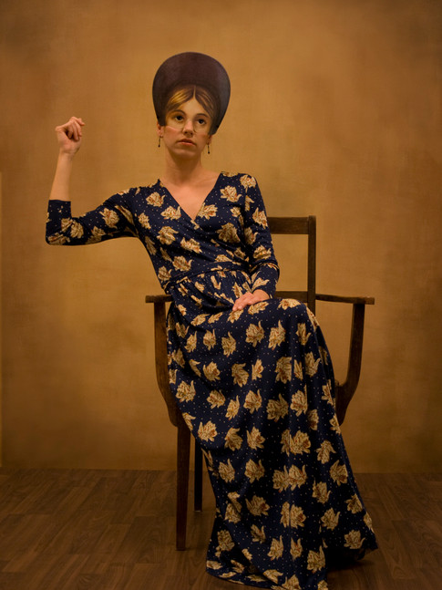 Anna Herrgott | THE TABLE - II | 2008 | Fotografie | 90 cm x 60 cm | Auflage 5