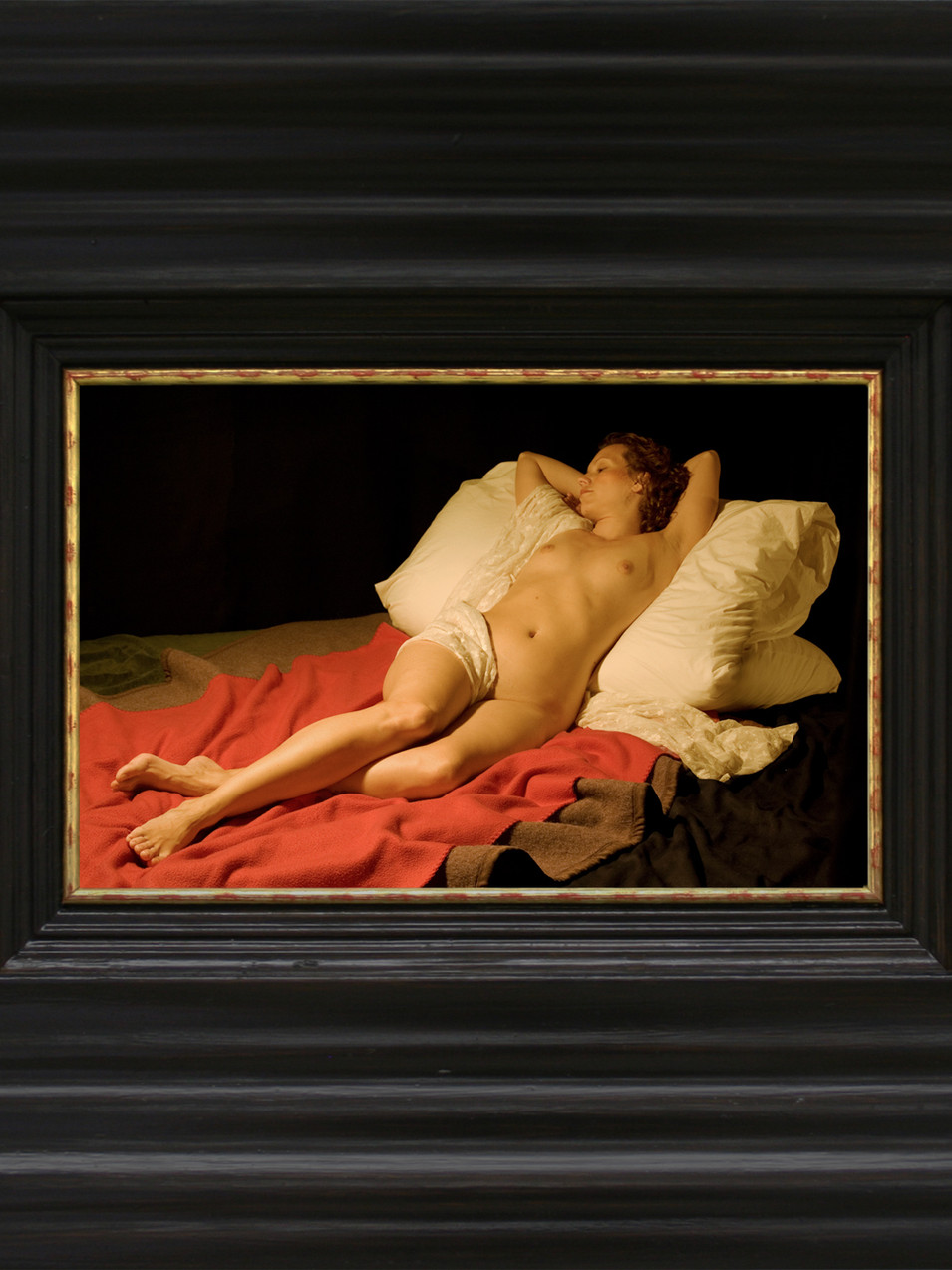 Anna Herrgott |Feat. Rubens - Anja as Angelika m.R. | 2008 | Fotografie | 32 cm x 38 cm Auflage 8