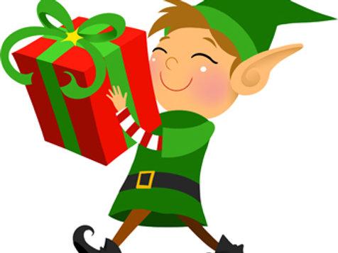NAO's Elf Name Game
