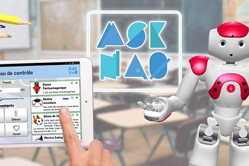 ASKNAO Software