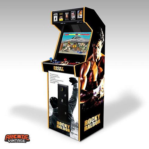 Borne Arcade | Rocky