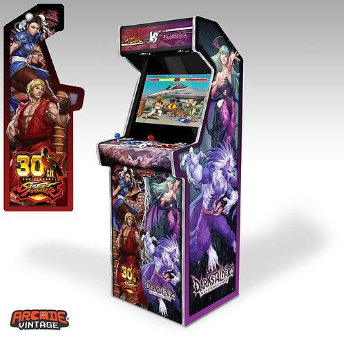 Borne d'Arcade | Darkstalkers VS Street Fighter