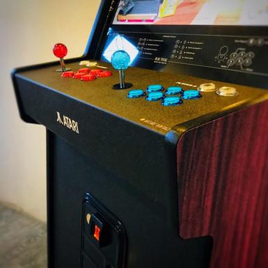 Borne arcade vintage | borne arcade haut de game | 06 19 06 18 38