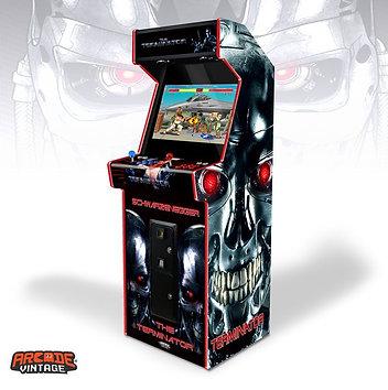 Borne d'Arcade | Terminator