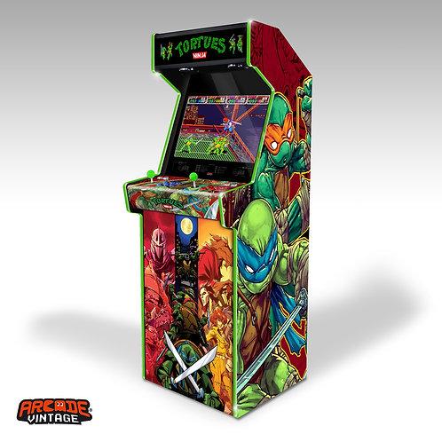 Borne Arcade | Tortue Ninja
