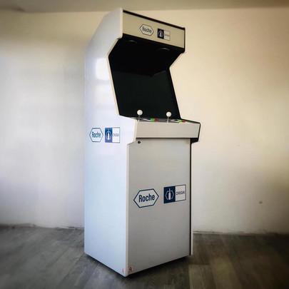 Borne arcade vintage | borne arcade personnalisée | 06 19 06 18 38