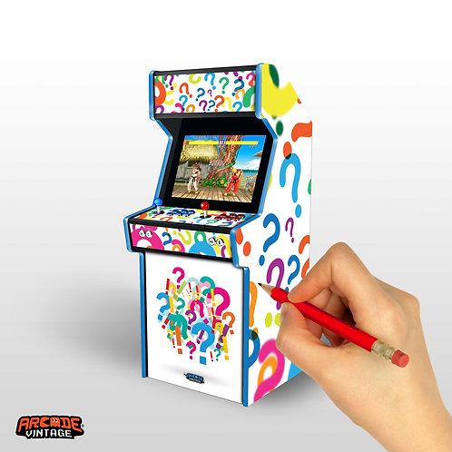 Borne Arcade mini | Personnalisée