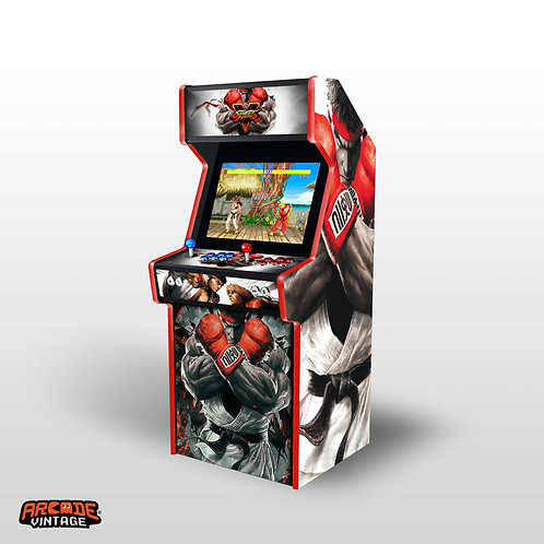 Borne Arcade mini | Street Fighter