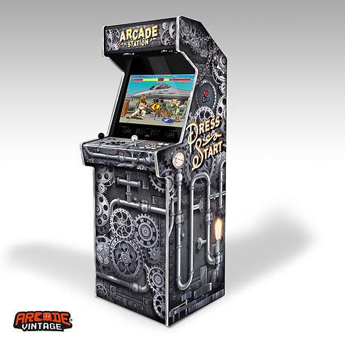Borne Arcade   Steampunk