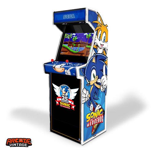 Borne Arcade | Sonic
