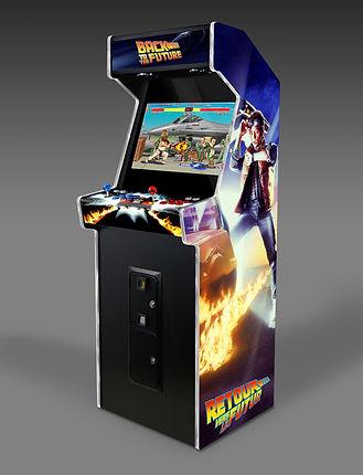 Borne-Arcade-Classic-retour-vers-le-futu
