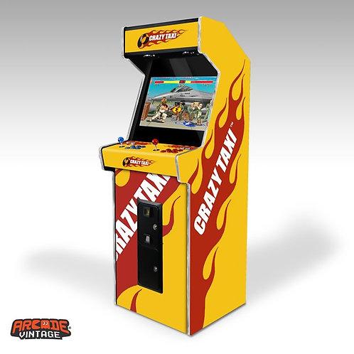 Borne Arcade | Crazy Taxi