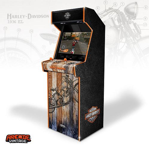 Borne Arcade | Harley Davidson