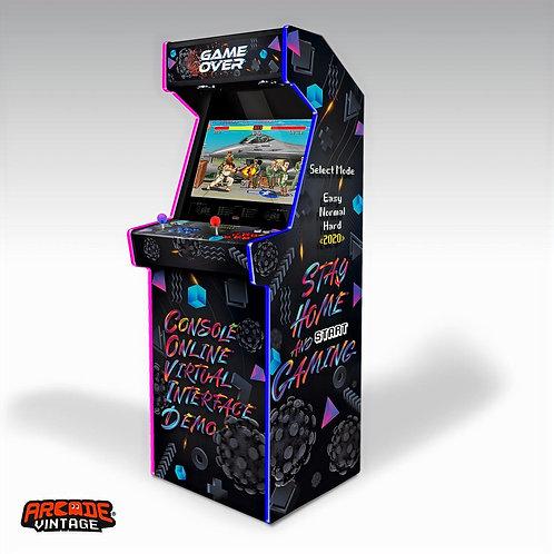 Borne Arcade | Covid19