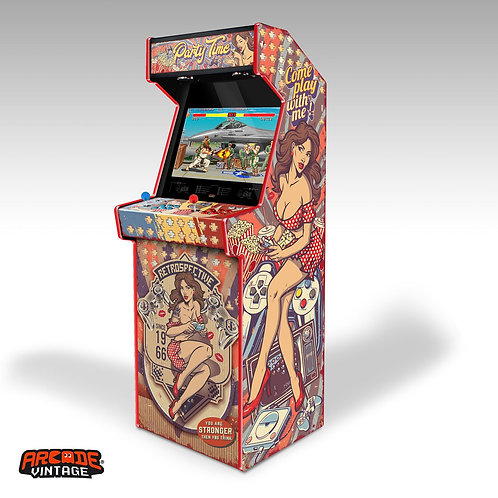 Borne Arcade | Pin up