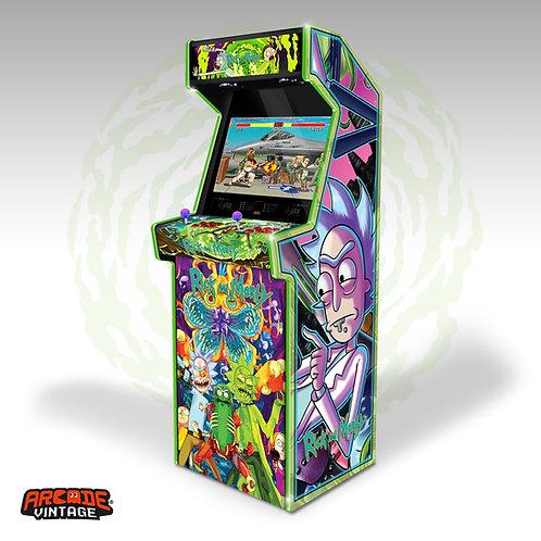 Borne Arcade | Rick et Morty