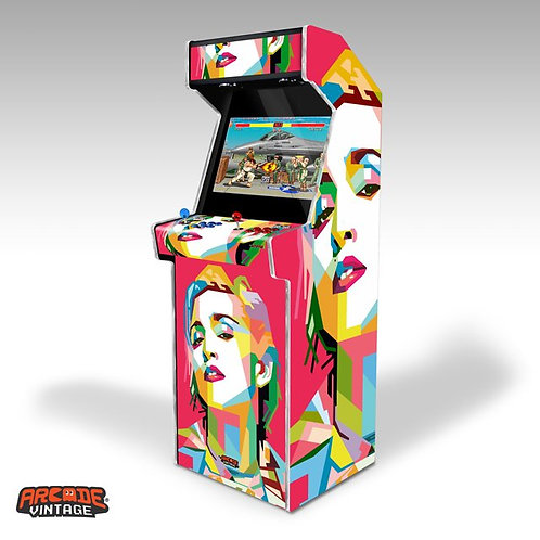 Borne Arcade | Pop Art